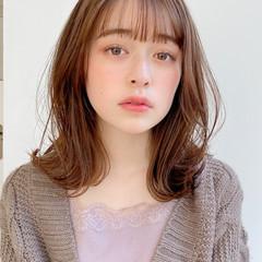 モテ髮シルエット モテ髪 デート アンニュイほつれヘア ヘアスタイルや髪型の写真・画像