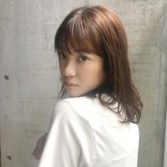 カール フェミニン アンニュイほつれヘア パーマ ヘアスタイルや髪型の写真・画像
