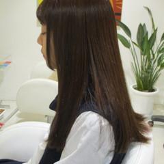 イルミナカラー 艶髪 春 グレージュ ヘアスタイルや髪型の写真・画像