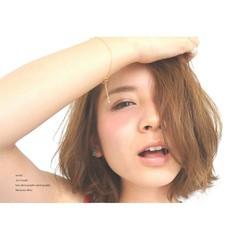 縮毛矯正 ボブ 外国人風 パーマ ヘアスタイルや髪型の写真・画像