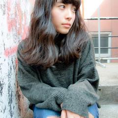 愛され 爽やか モテ髪 ミディアム ヘアスタイルや髪型の写真・画像