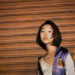 ボブ ストレート 色気 ストリート ヘアスタイルや髪型の写真・画像