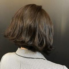 イルミナカラー ナチュラル 外国人風カラー グレージュ ヘアスタイルや髪型の写真・画像