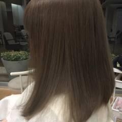 アッシュ シルバーアッシュ グラデーションカラー ストリート ヘアスタイルや髪型の写真・画像