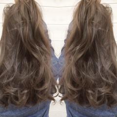 グラデーションカラー 暗髪 ナチュラル ハイライト ヘアスタイルや髪型の写真・画像