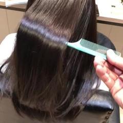 髪質改善トリートメント 髪質改善カラー 髪質改善 フォルムコントロールプレックス髪質改善 ヘアスタイルや髪型の写真・画像