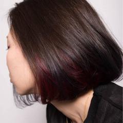 モード 色気 外国人風 冬 ヘアスタイルや髪型の写真・画像