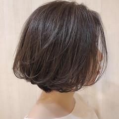 ショートボブ ボブヘアー ボブ ショートヘア ヘアスタイルや髪型の写真・画像