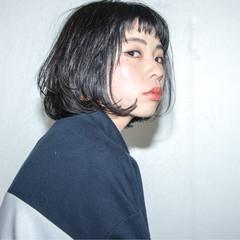 黒髪 ニュアンス スポーツ バレンタイン ヘアスタイルや髪型の写真・画像