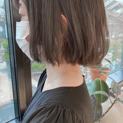 ベージュカラー グレージュ ナチュラル アッシュベージュ ヘアスタイルや髪型の写真・画像