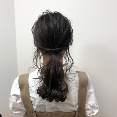 結婚式 ヘアアレンジ 編み込み 透明感 ヘアスタイルや髪型の写真・画像