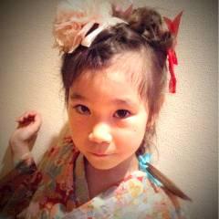 ゆるふわ ヘアアレンジ ガーリー 夏 ヘアスタイルや髪型の写真・画像