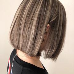 フェミニン 色気 ストリート 外国人風カラー ヘアスタイルや髪型の写真・画像