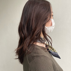 エレガント デート 韓国ヘア デートヘア ヘアスタイルや髪型の写真・画像