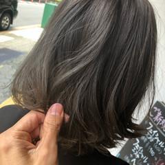 ナチュラル サイエンスアクア 髪質改善カラー 髪質改善トリートメント ヘアスタイルや髪型の写真・画像
