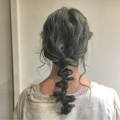 ロング ナチュラル 透明感 秋 ヘアスタイルや髪型の写真・画像