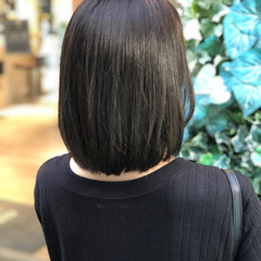 デート ダークグレー オフィス ナチュラル ヘアスタイルや髪型の写真・画像