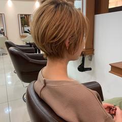 ショートヘア ショート 可愛い 大人可愛い ヘアスタイルや髪型の写真・画像