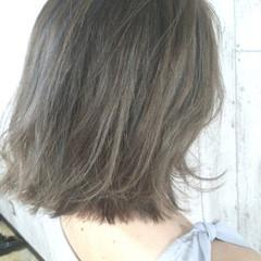 ピュア ボブ アッシュ 渋谷系 ヘアスタイルや髪型の写真・画像