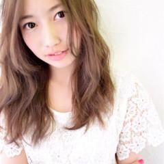 愛され 色気 大人かわいい 透明感 ヘアスタイルや髪型の写真・画像