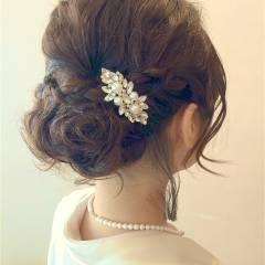 ガーリー ゆるふわ フェミニン 愛され ヘアスタイルや髪型の写真・画像