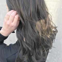 透明感 ミディアム 大人かわいい ナチュラル ヘアスタイルや髪型の写真・画像