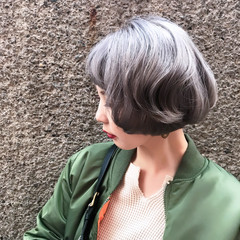 大人かわいい 外国人風カラー ダブルカラー ガーリー ヘアスタイルや髪型の写真・画像