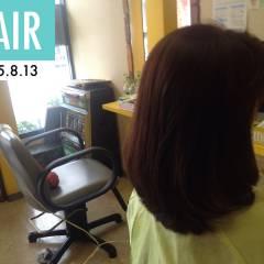 マルサラ 大人かわいい コンサバ フェミニン ヘアスタイルや髪型の写真・画像