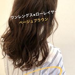 大人女子 愛され モテ髪 コンサバ ヘアスタイルや髪型の写真・画像