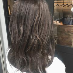 ウェーブ 外国人風 外国人風カラー アンニュイ ヘアスタイルや髪型の写真・画像