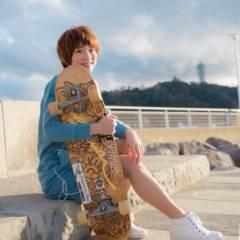 ショート ベリーショート ラフ 丸顔 ヘアスタイルや髪型の写真・画像