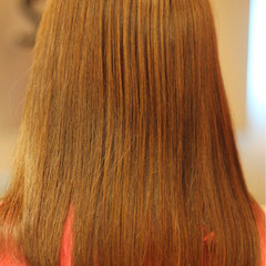 トリートメント 透明感 ストレート 艶髪 ヘアスタイルや髪型の写真・画像