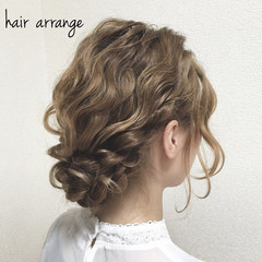 成人式 ヘアアレンジ パーティ ショート ヘアスタイルや髪型の写真・画像