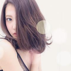 おフェロ 透明感 ガーリー 大人かわいい ヘアスタイルや髪型の写真・画像