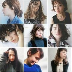 黒髪 抜け感 外国人風 大人かわいい ヘアスタイルや髪型の写真・画像