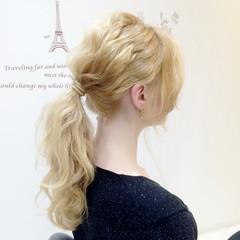 ハイライト グラデーションカラー 簡単ヘアアレンジ ショート ヘアスタイルや髪型の写真・画像
