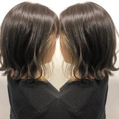 ウルフレイヤー ウルフカット ミニボブ 切りっぱなしボブ ヘアスタイルや髪型の写真・画像