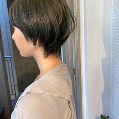 ウルフカット ショート ウルフ ネオウルフ ヘアスタイルや髪型の写真・画像
