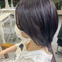 ショート ウルフカット ショートヘア ショートレイヤー ヘアスタイルや髪型の写真・画像