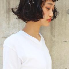 ピュア 前髪あり モード 外国人風 ヘアスタイルや髪型の写真・画像