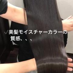ヘアアレンジ 髪質改善 結婚式 ヘアカラー ヘアスタイルや髪型の写真・画像
