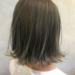 フェミニン ダブルカラー ガーリー エフォートレス ヘアスタイルや髪型の写真・画像