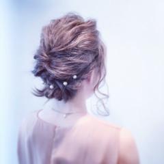 小顔 大人女子 ミディアム パーマ ヘアスタイルや髪型の写真・画像