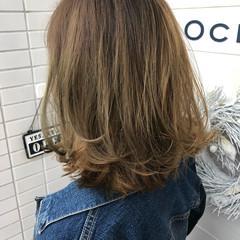 外国人風カラー ストリート 外国人風 ダブルカラー ヘアスタイルや髪型の写真・画像