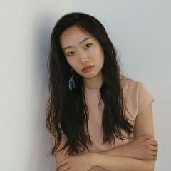 アンニュイ 大人かわいい パーマ 外国人風 ヘアスタイルや髪型の写真・画像