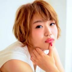渋谷系 パンク ショート 春 ヘアスタイルや髪型の写真・画像