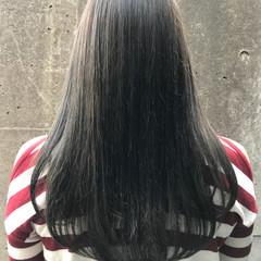 グレージュ 外国人風 透明感 ハイライト ヘアスタイルや髪型の写真・画像