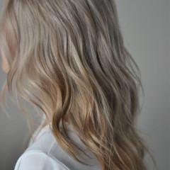 ガーリー アウトドア ハイライト 外国人風カラー ヘアスタイルや髪型の写真・画像
