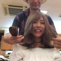 ゆるふわ 外国人風 ミディアム フェミニン ヘアスタイルや髪型の写真・画像