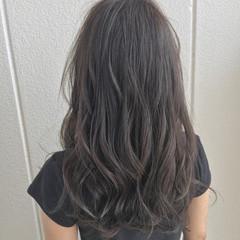 大人かわいい 秋 フェミニン ロング ヘアスタイルや髪型の写真・画像